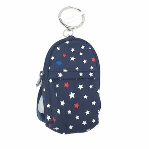 Vera Bradley Bag Charm Fireworks Star Party Charm